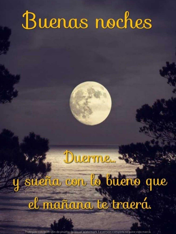 buenas noches linda familia